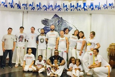 Escola de Capoeira ( Espaço Cultural Onire) -