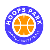 Hoops Park Indoor Basketball - logo