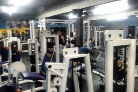 Academia World Fitness -