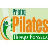Pratiq Studio De Pilates Thiago Fonseca - logo