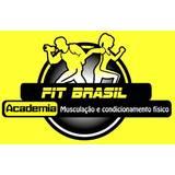 Academia Fit Brasil - logo