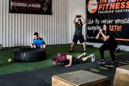 Intense Fitness -
