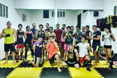 FECHADO - Academia de Lutas Hora do Thai -