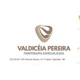 Consultório De Fisioterapia Valdiceia Pereira - logo