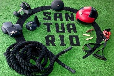 Santuario Training Studio Tijuana -