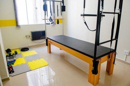 Studio di Pilates: Equilíbrio e Performance