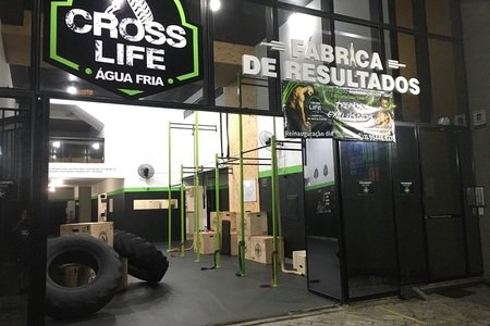CROSS LIFE AGUA FRIA -