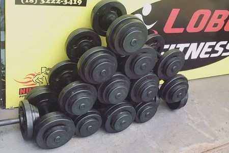 Academia Lobo Fitness - Avenida JK