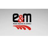Gimnasio E&M Plaza De Santa Lucia - logo