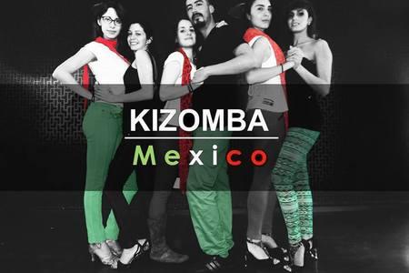 Kizomba Mexico Escandón -