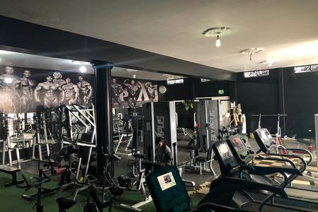 Strong & Fitness Gym