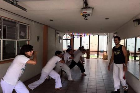 Centro Esportivo Cultural Pura Capoeira -