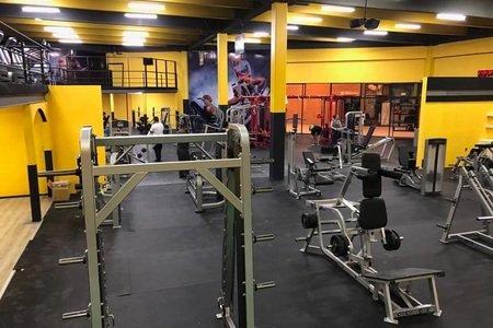 Strongest Gym Rebasamen -