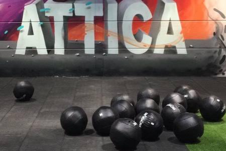 Attica Gym -