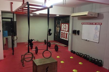 Red Box/Legião Thai -