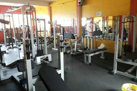 PW Fitness academia Unidade II