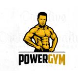 Academia Power Gym - logo