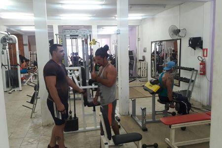 Academia Paulão Gym -