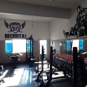 Academia Recruta Fitness -
