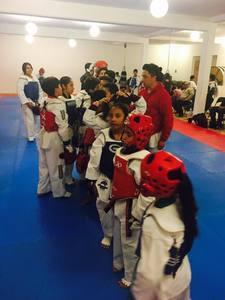 Fitness Taekwondo San Buenaventura