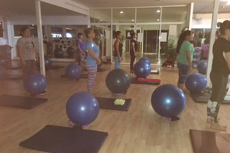 On Gym & Fitness Center -