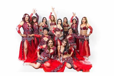 Estudio de Danza Arabe Raks Sahra