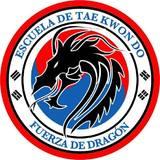 Escuela De Taekwondo Fuerza De Dragón - logo