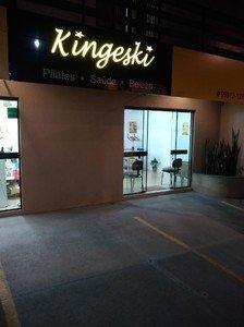 Kingeski Pilates Saúde e Beleza -