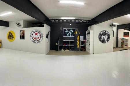 Team Pride - centro de lutas