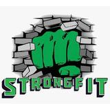 Strong Fit Piracicaba Unidade 1 - logo