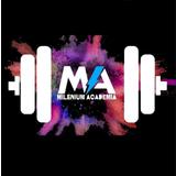 Milenium Academia - logo