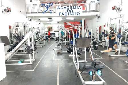 Academia do Fabinho -