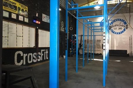 Crossfit Burpee Factory