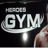 Heróes Gym - logo
