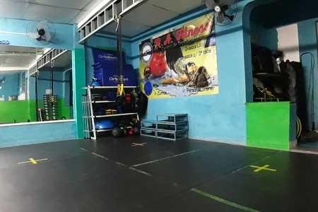 Centro De Treinamento R A Fitness -