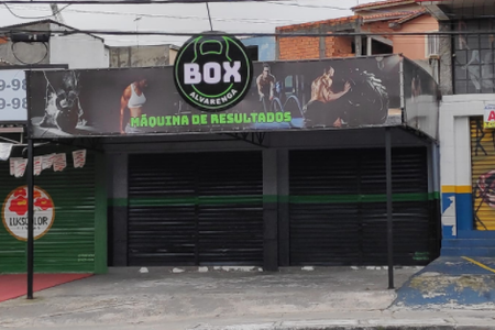 Box Alvarenga