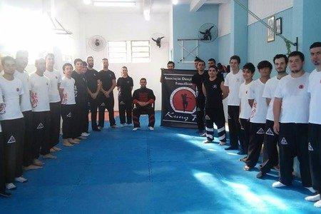 Associação Dragões Do Sul Kung Fu Passa Vinte