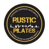 Rustic Pilates E Funcional 2 - logo
