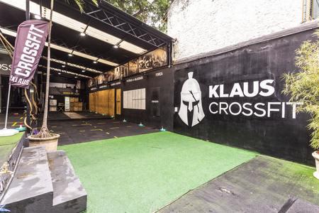 Klaus Crossfit Laranjeiras -