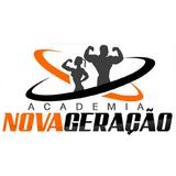 Academia Nova Geração - logo