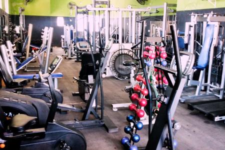 Academia Club Fitness -