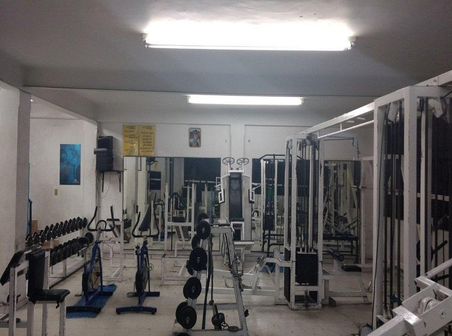 gimnasio coliseo sport gym ebano el manto ciudad de