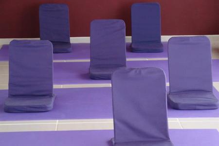 Yoga – Espaço de Prática por Priscila Toledo