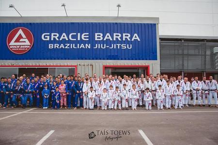 Gracie Barra Ecoville -