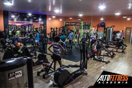 Alto Fitness Academia -