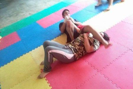 Lion Warrior's MMA -