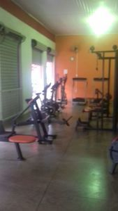 Academia Centro Fitness Itapuí