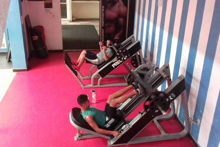 Jimmy Gym Sport -
