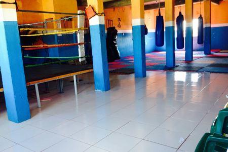 Centro de Treinamento Nocaute Clube -