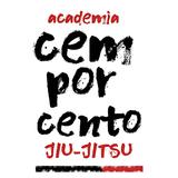 Academia Cemporcento Brazilian Jiu Jitsu - logo